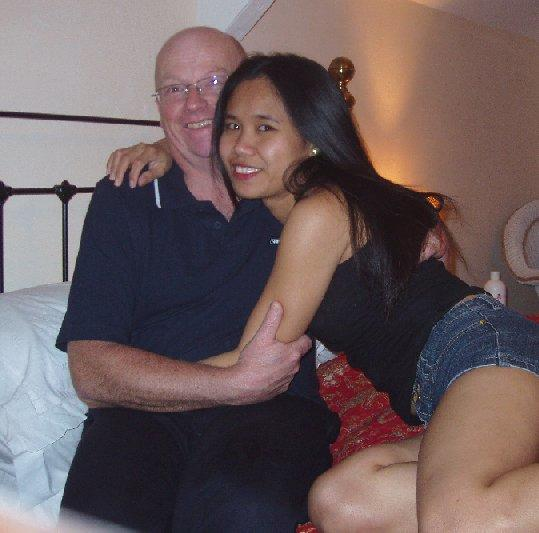Un-fuckable white guyz with younger Asian women YAY or NAY?