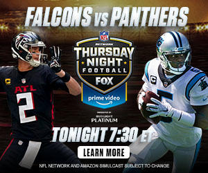 How often do you watch Thursday Night Football on FOX and NFL Network?