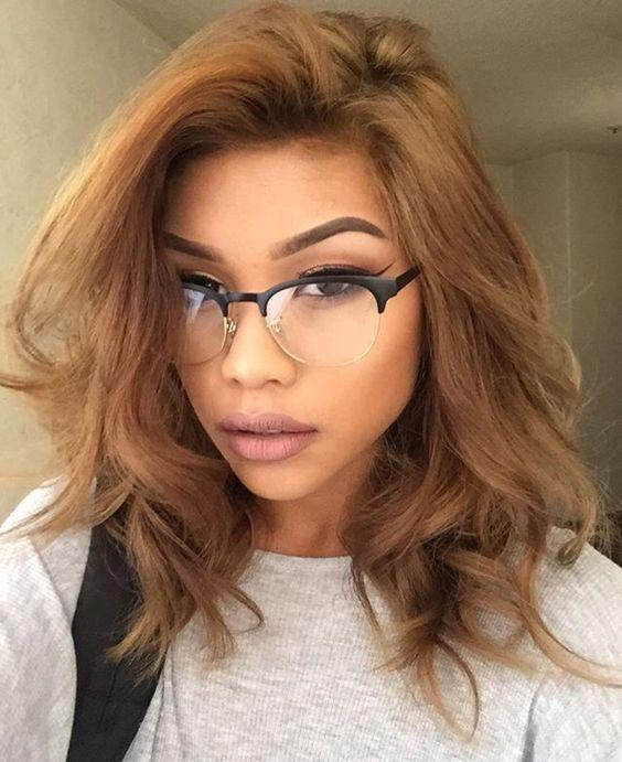Girls with glasses?