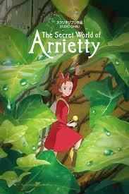 Thoughts on The Secret World of Arrietty?