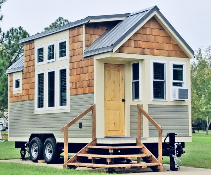 Would You Ever Live In A Tiny House In A Tiny House Community?