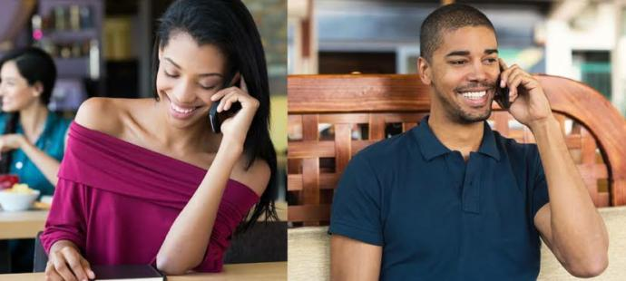 Which do you prefer when getting to know your crush: texting or calling?