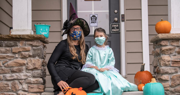 Are you social distancing during Halloween?