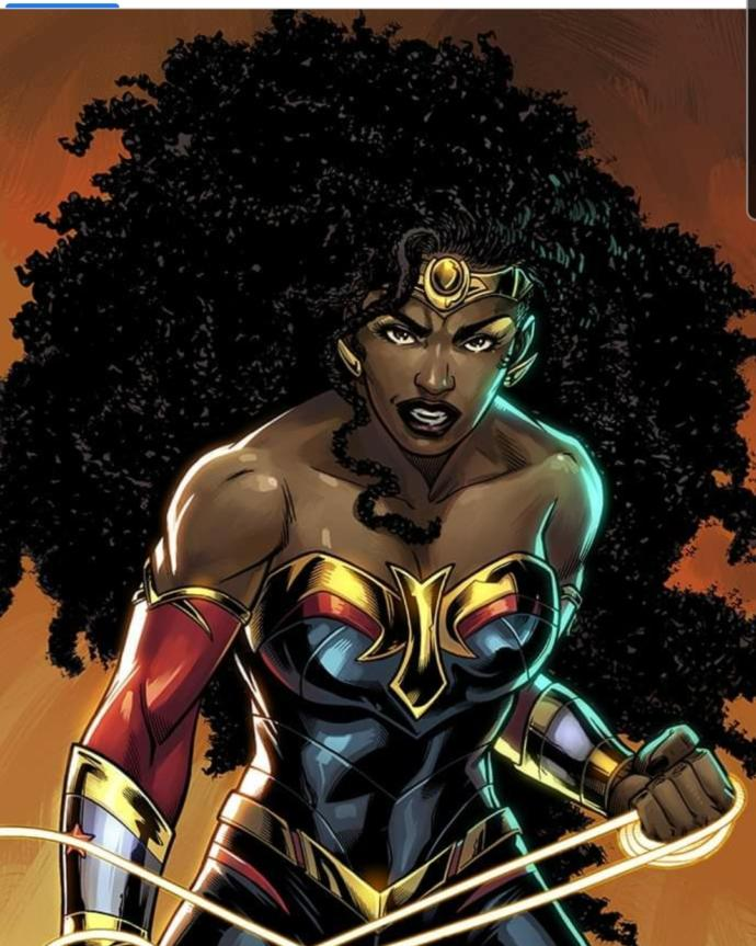 Will you buy the Nubia comics? Her storyline drops January 2021?