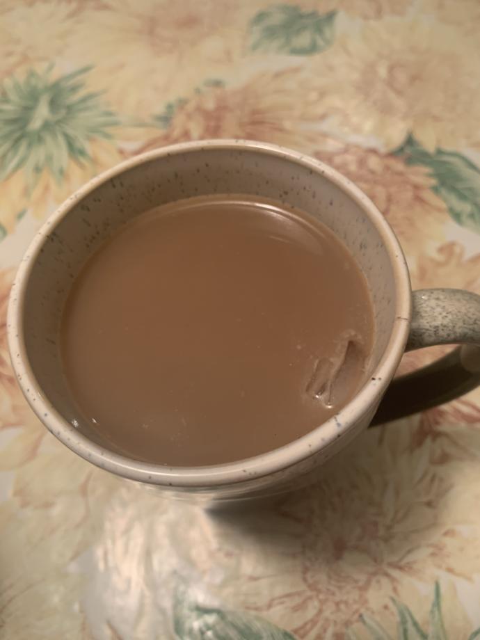 Do you prefer almond milk coffee or dairy milk coffee?