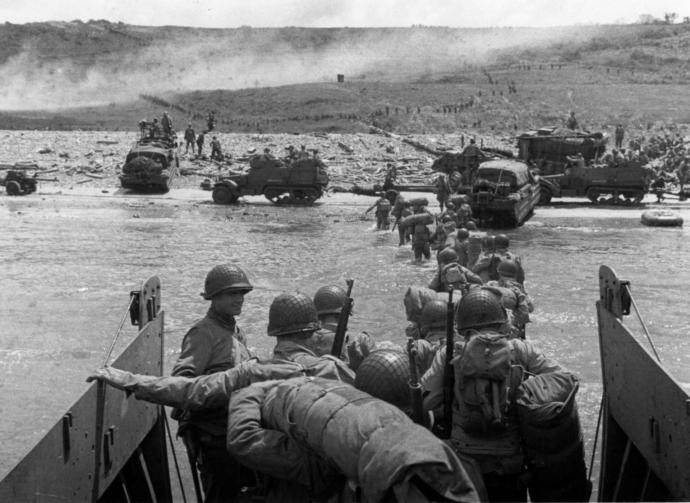 Do you think that the D-Day invasion could have been launched in 1943 versus 1944?