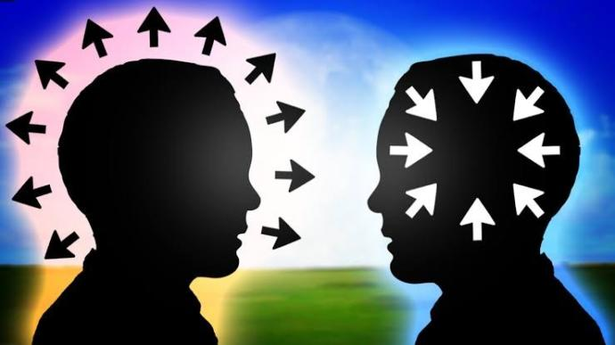 Do you believe in the introvert-extrovert theory?