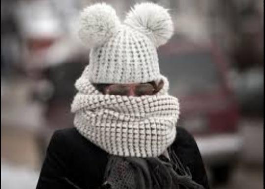 Bitter Cold... Brrrr