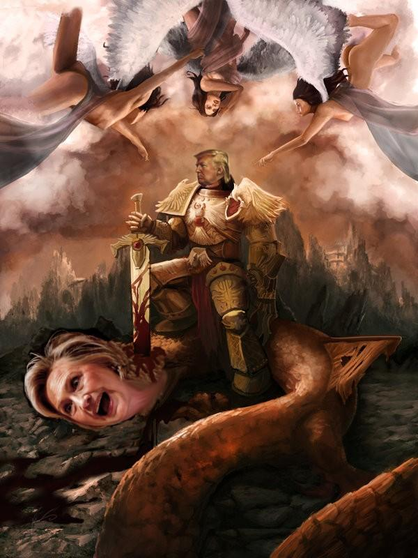 Trump. Is it time for him to execute order 66 and have the senate name him dictator for life and emperor reformin the US in the first American Empire?