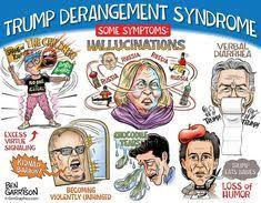 Do you think Trump derangement syndrome is big on here?