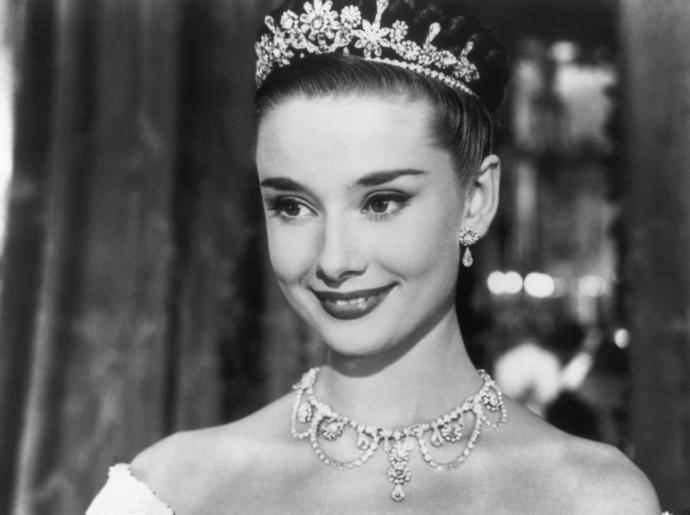 Girls, what do you think about my idol Audrey Hepburn?