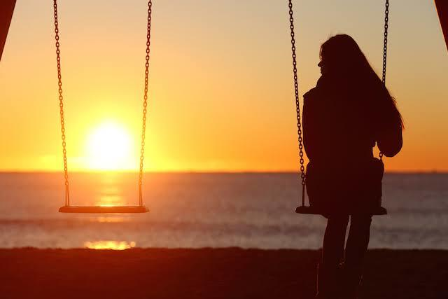 Do you also feel sometimes lonely even if you are with your family?
