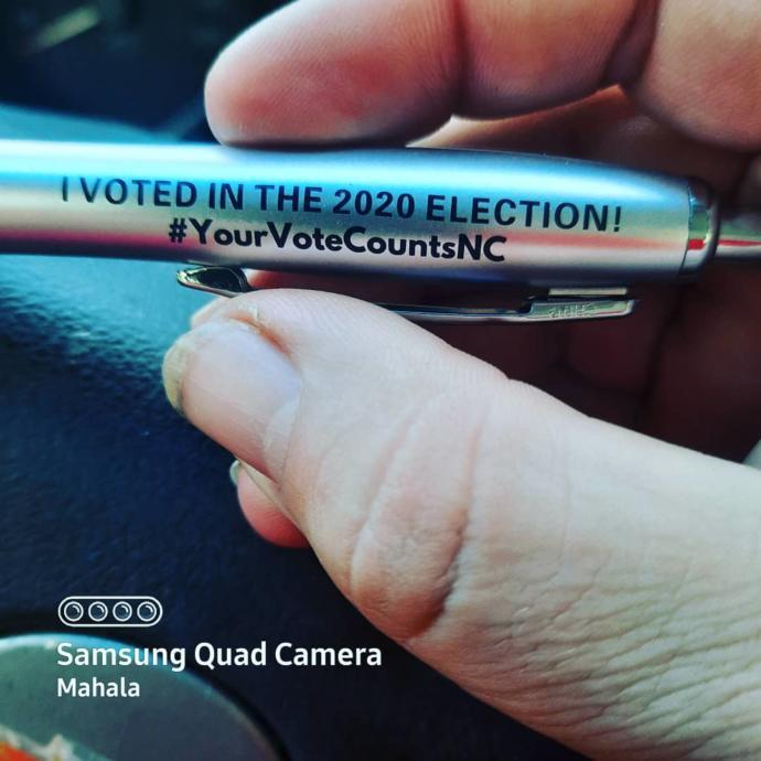 America, did you vote?