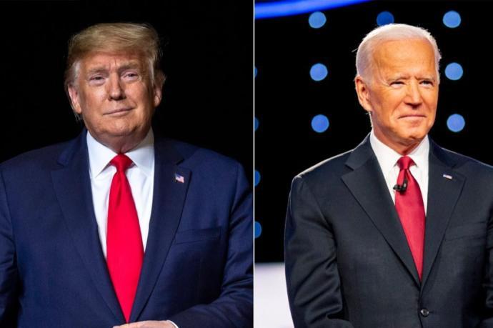Who Did You Vote For? Joe Biden Or Donald Trump?