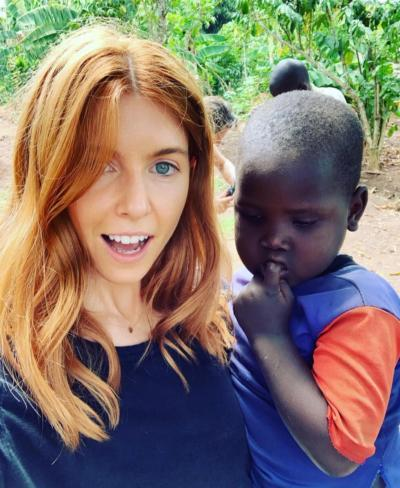 Why are college WOC always mad at white women doing charitywork abroad yet they wont grab a laddle?