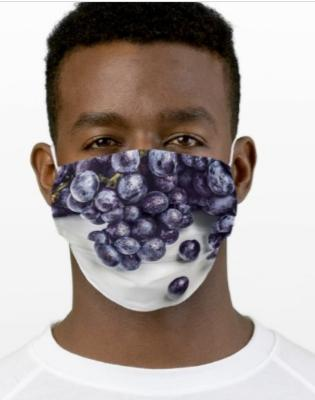 Which scented mask would get people to wear mask more for the covid19?