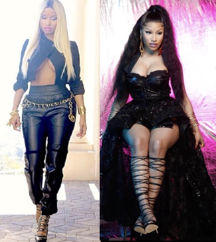 Which outfit is cuter?