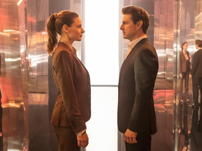 Have you ever watched the 2018 movie Mission Impossible: Fallout?