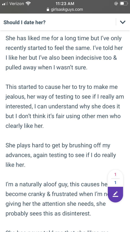 Men why do you treat women like trash?