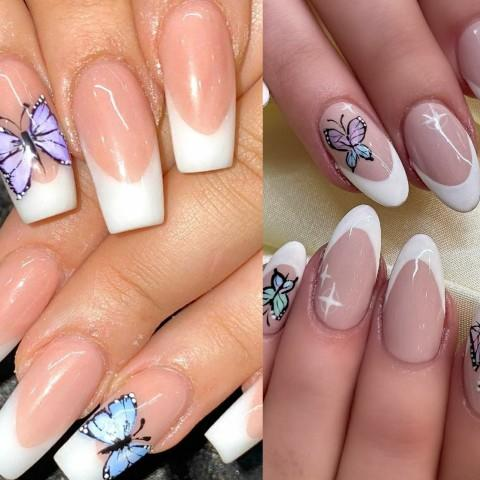 Left or right nails?