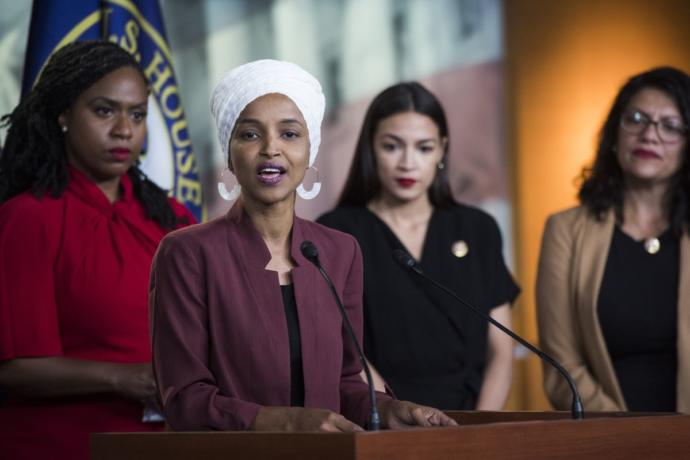 All 4 members of The Squad get re-elected into Congress, including Ilhan Omar and AOC. Thoughts?