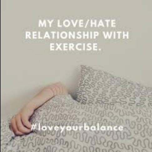 What Is Your Love/Hate Relationship With: A Person, Place, Or Thing?