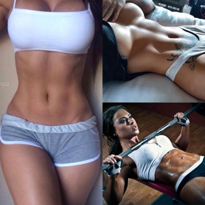 Post an example of your dream body?