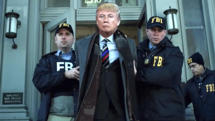 How soon after Jan 20 will Trump be arrested and charged with State and Federal Felonies?