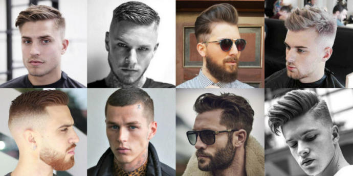 Which hairstyle looks the best on men?
