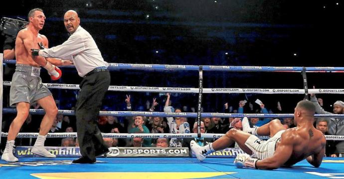 Is Anthony Joshua the Great BLACK Hope?