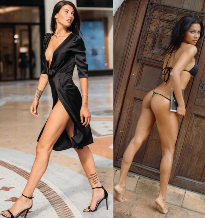 Carolina Stramare (Italy) vs Maria Carla (Venezuela), who is prettier?