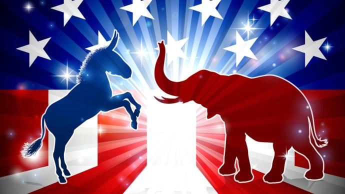 If youre an American, is it feasible you can switch from a Democrat to a Republican and vice versa or are you stuck being part of the same party?