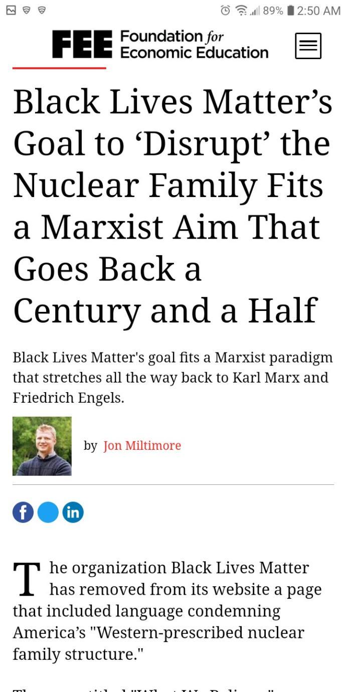 Are liberal black White supremacist?