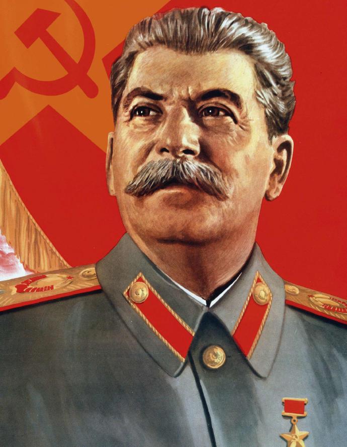 Has anyone noticed Joe Biden and Joseph Stalin have the same name?