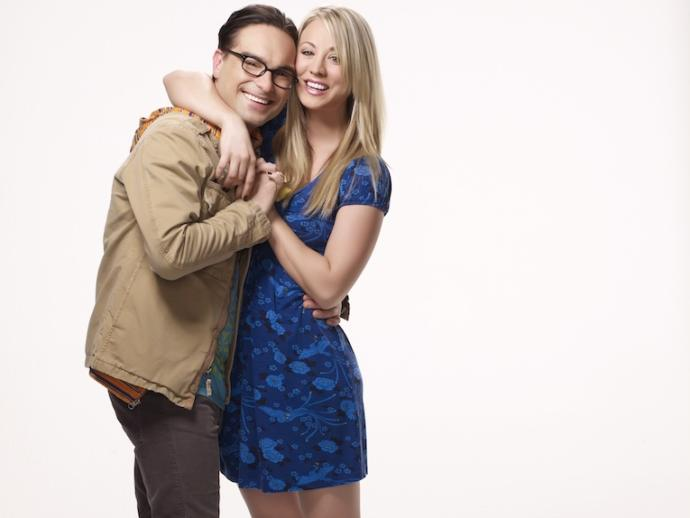 Is it true that Johnny Galecki and Kaley Cuoco from The Big Bang Theory had a real life relationship?