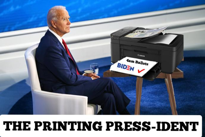 For those of you that dont beleive, or are unsure wether there was voter fraud in the election, will you beleive Joe Biden?