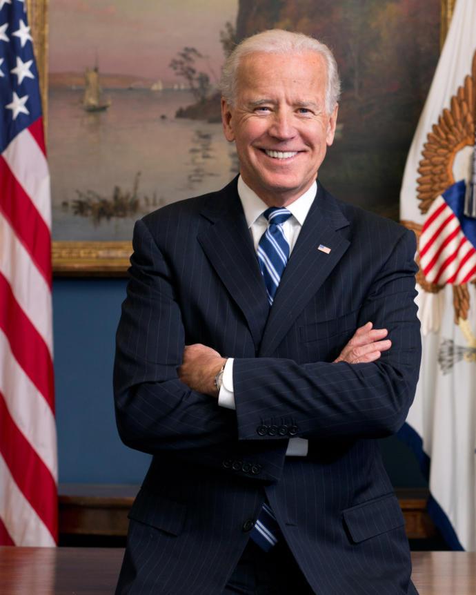 Do you like Joe Biden as a person?