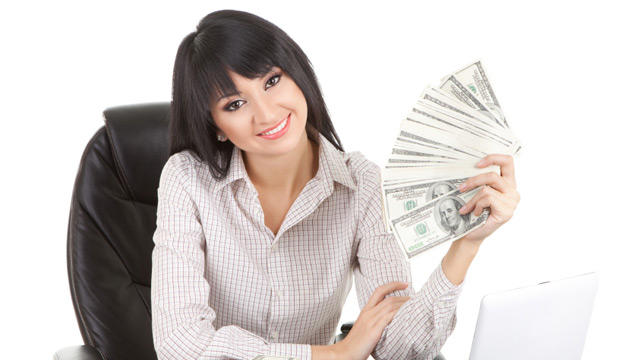 Women, do you love money?