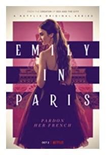 Wdyt of Netflix series Emily in Paris?