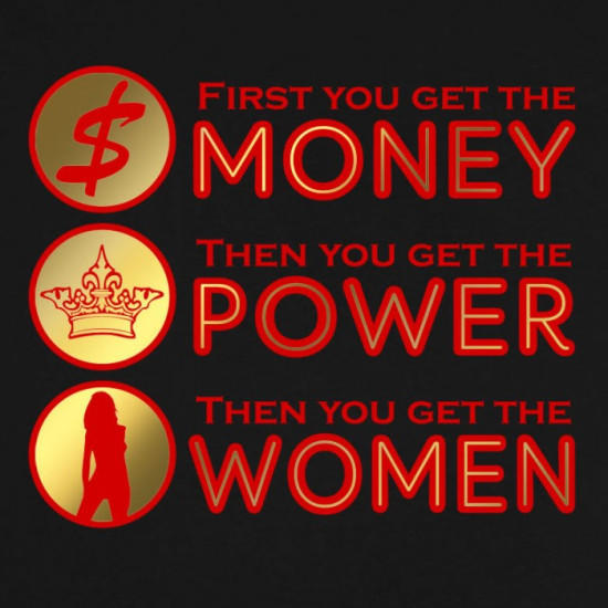 Do women want our money?