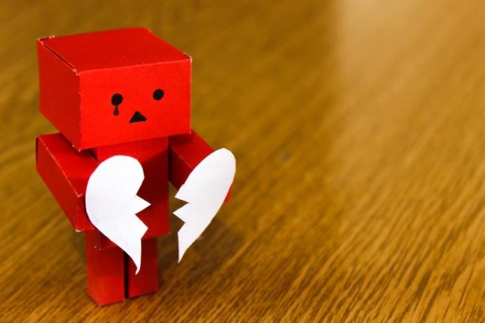 Why do people say you have to move on, just move on, and make it sound really easy when its not?