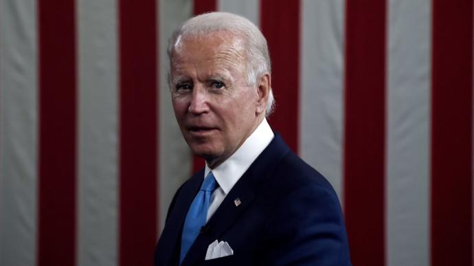 If no credible massive evidence of voter fraud is found that would overturn election results, will you accept Biden as your president?