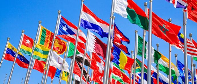 Nations of the world.