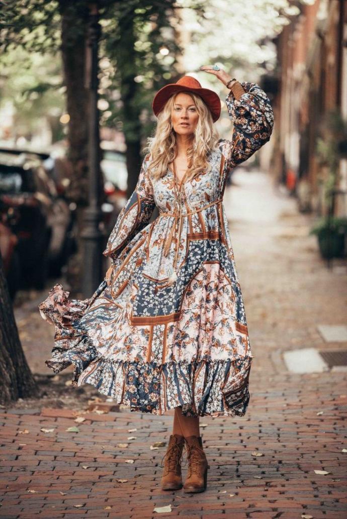 Do You Like Bohemian Fashion?
