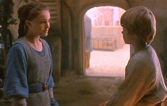What do you think of Padme and Anakins age difference?