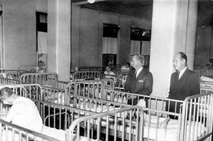 Do you think there is any legitimacy to the paranormal activity claims that is alleged to occur at the Pennhurst Asylum?