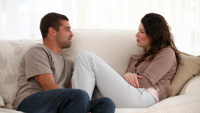 If you are talking with someone while you are in a bad period, how do you prevent yourself from screwing up?