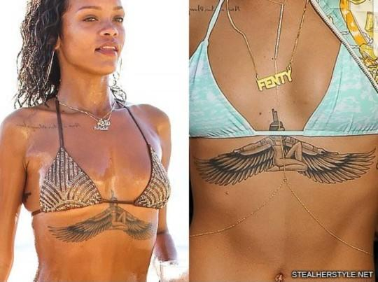 Which tattoo styles do you consider as hot?
