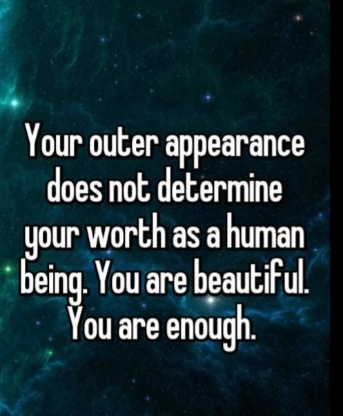 Do You Put More Effort/Focus On Your Outer Appearance Or Your Inner Self?