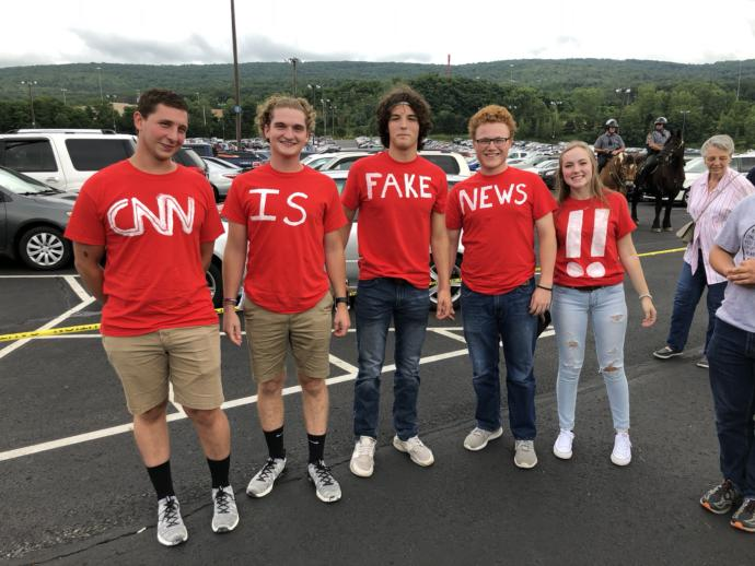 Is CNN just a congregation of useful idiots?